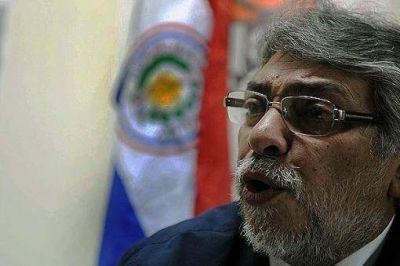 Oficializaron la candidatura a senador del ex presidente Fernando Lugo