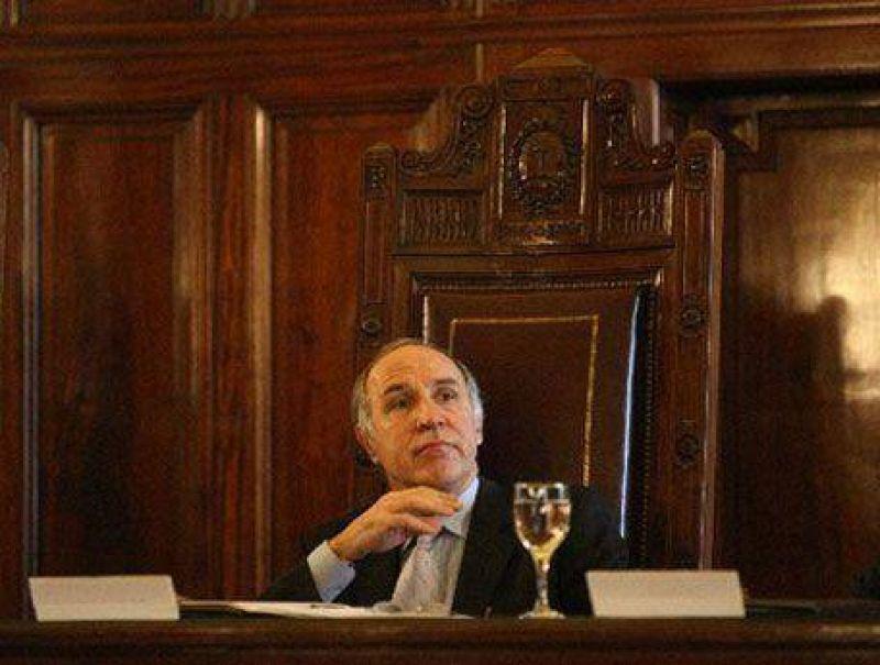 Ricardo Lorenzetti apuesta a la estabilidad