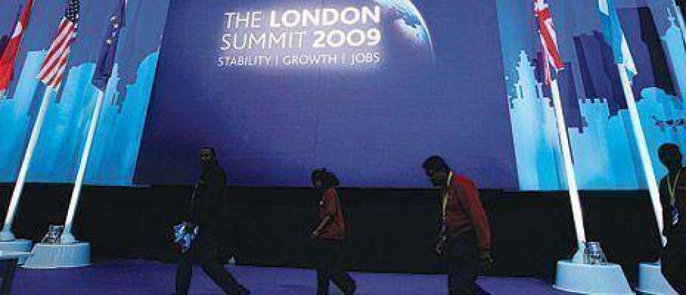 Las cinco mentiras que oscurecieron las altas expectativas del G-20 en Londres.