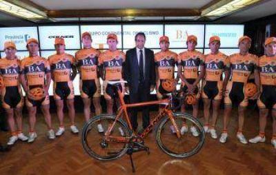 Daniel Scioli visitará San Luis para el lanzamiento del tour de ciclismo