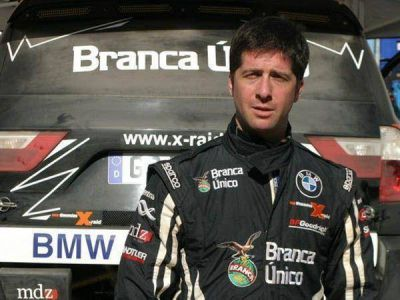 Orlando Terranova, el piloto argentino que hizo historia en el Rally Dakar