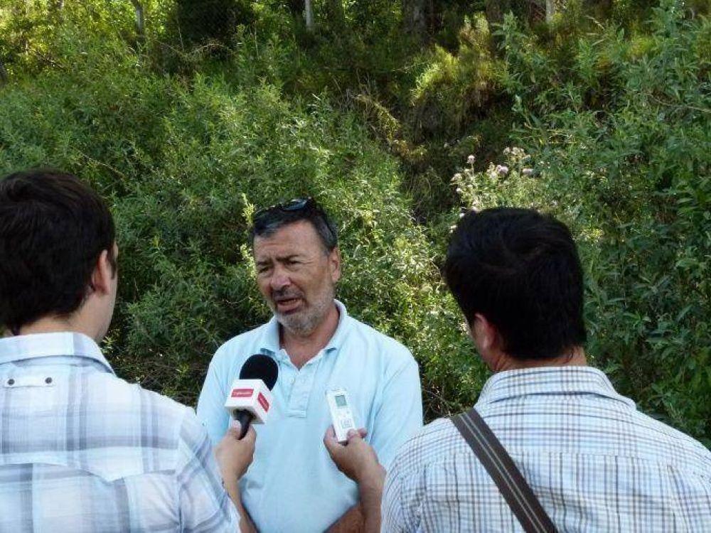 """Vecinos piden respuestas sobre el """"deplorable"""" estado de la Ruta 193"""