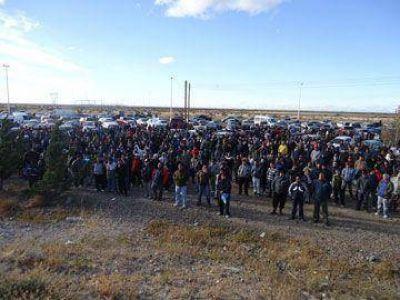 Incertidumbre y violencia en interna de petroleros de Santa Cruz