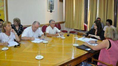 Juicio al Procurador Bongianino: juran los integrantes de la Sala Juzgadora