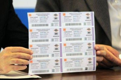 Secuestraron cheques de Inclusión falsos por un monto de 60 mil pesos