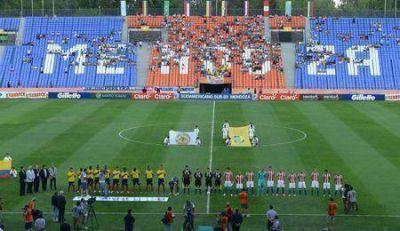 El Torneo Sudamericano Sub 20 de fútbol se desarrolla con éxito en nuestra provincia
