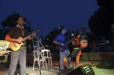 """Comenzó ciclo """"Música en las Plazas"""""""