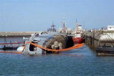 Polémica por el buque de guerra hundido