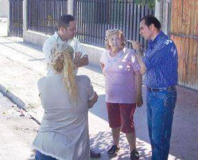 Galván impulsa proyecto de seguridad ciudadana