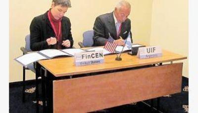 Lavado de dinero: habrá intercambio de información con el gobierno de EE.UU.