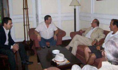 Directivos de la Ucip se reunieron con el Comisario General Héctor Maggi