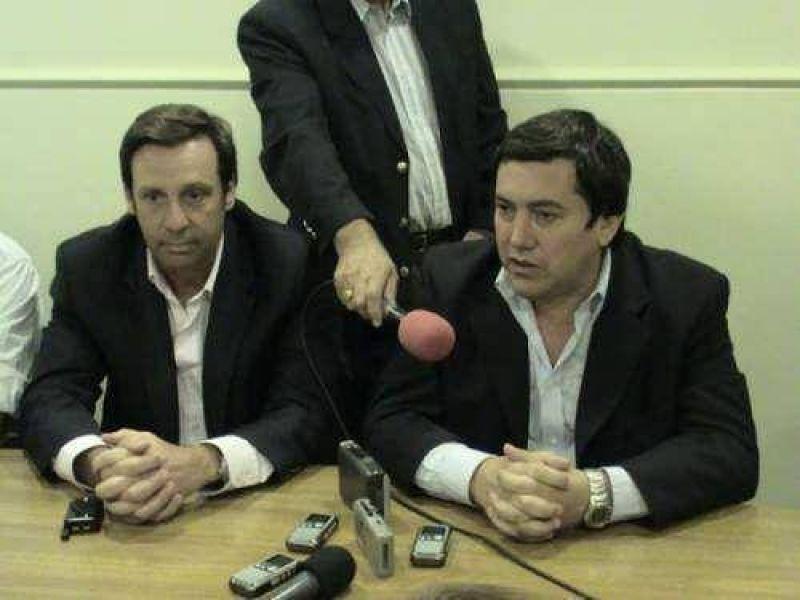 Alejandro Franco, primer candidato a concejal del Pro Jun�n