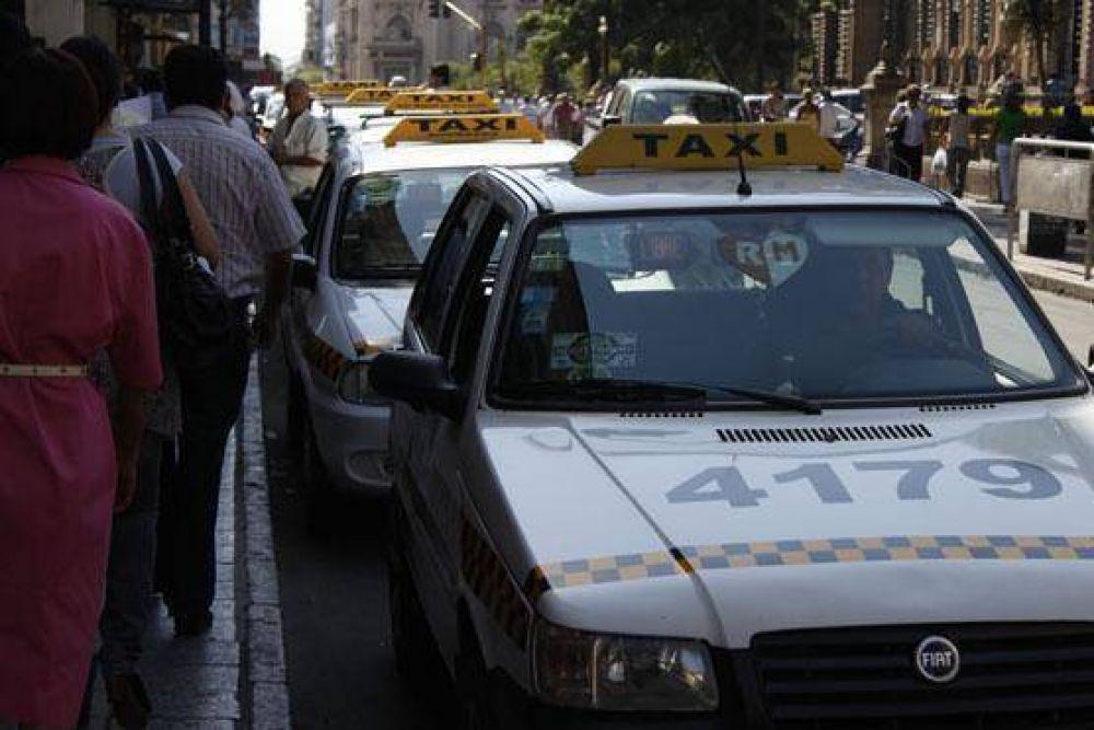 Amaya recibirá a taxistas la semana que viene