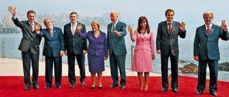 La izquierda internacional se reunió en Chile para intentar salvar al capitalismo.