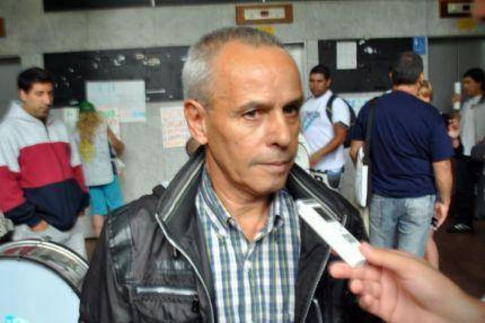 Conflicto en Tribunales: personal de Maestranza reclamó tres meses de salarios adeudados
