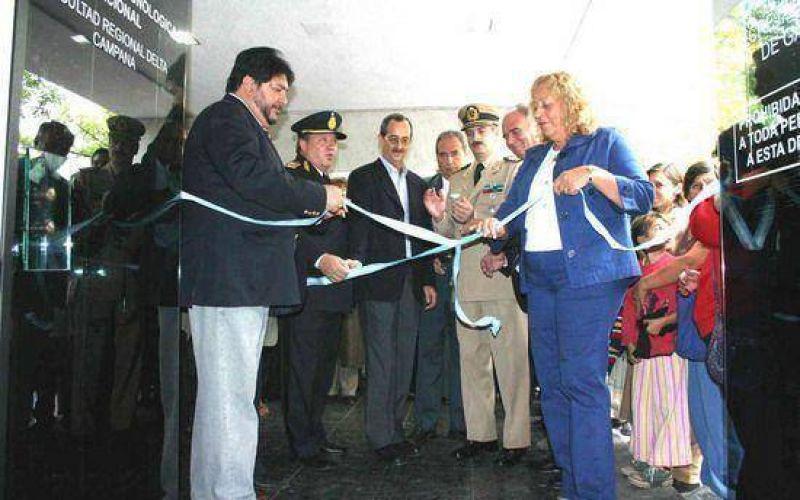 Contra la inseguridad: Con una importante inversi�n se inaugur� el Centro de Monitoreo Urbano