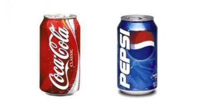 Coca-Cola y Pepsi siguen bajando ventas en EEUU