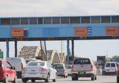 No cobrar�n m�s peaje en los puentes