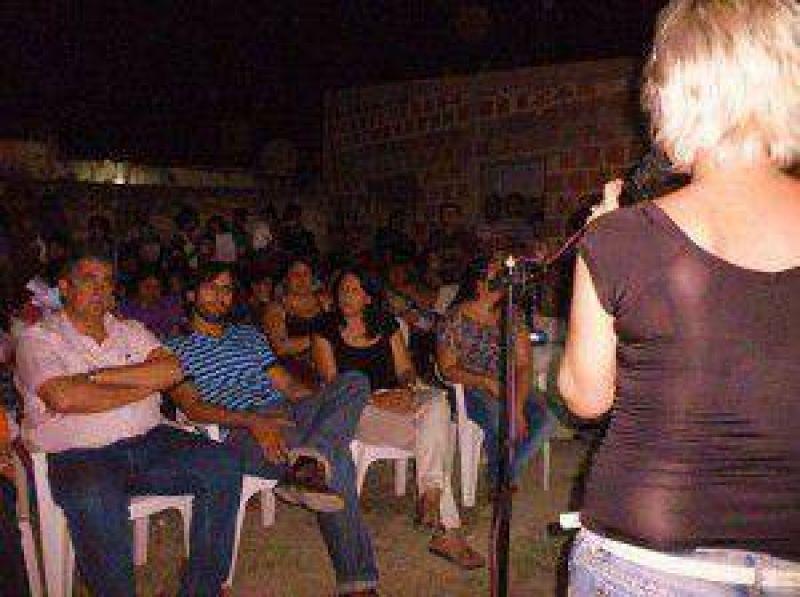 El SITRAMF concretó segundo encuentro con jóvenes, esta vez en el Eva Perón