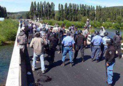 Junín: bloqueo complicó al turismo