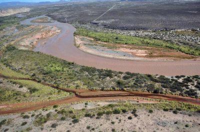 En 2011, se derramó en la cuenca del Colorado el equivalente a 14 camiones de petróleo