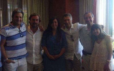 Nueva reunión de la Mesa Macri 2015 en Mar del Plata