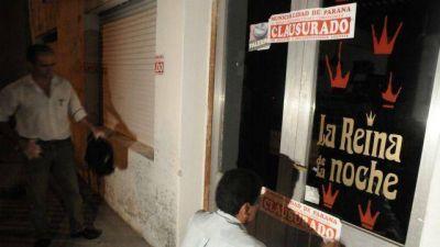 Destacan la decisión de clausurar prostíbulos en Entre Ríos