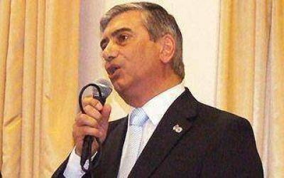 Di Sabatino reclamará a Provincia el traspaso del hospital Ramón Carrillo