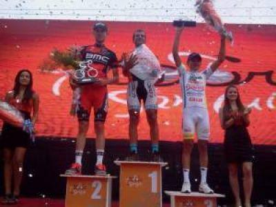 Díaz campeón del Tour de San Luis 2013
