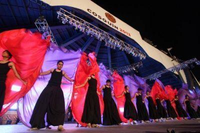 Catamarca se lució en el escenario de Cosquín