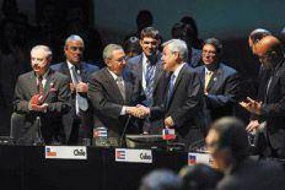 Cuba, al frente de la unidad latinoamericana