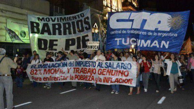 Ganancias: los gremios tucumanos cuestionaron el anuncio presidencial