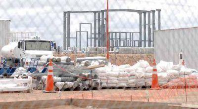 Mendoza propone usar otra vía férrea