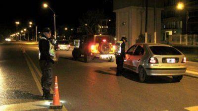 Puerto Madryn: se realizaron operativos viales de prevención en distintos puntos de la ciudad
