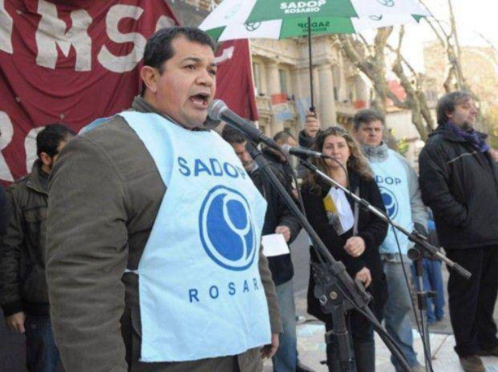 Sadop condicionó el inicio de clases a un acuerdo salarial