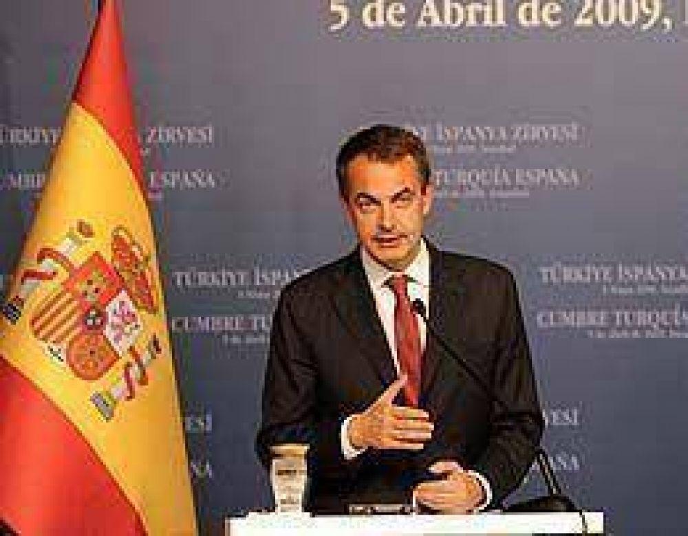 España: ante la crisis económica, Zapatero reestructura el Gabinete