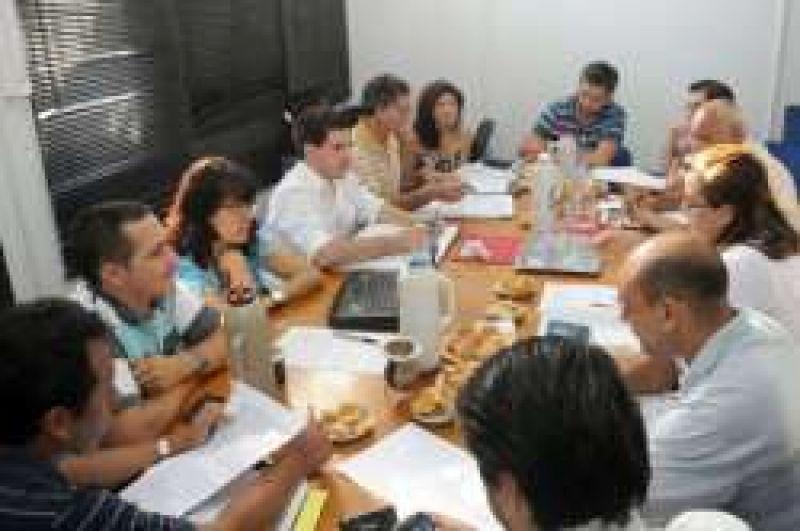 Paritarias: Avanzan en el convenio colectivo de trabajo
