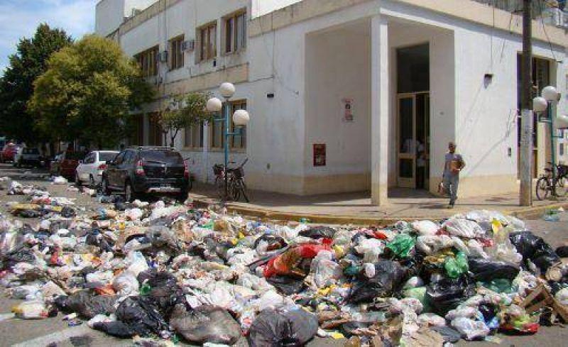 Se normaliza el conflicto con los recolectores de basura en General Rodriguez