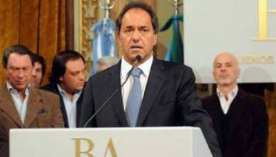 Buenos Aires refuerza su reclamo para discutir una nueva ley de Coparticipación