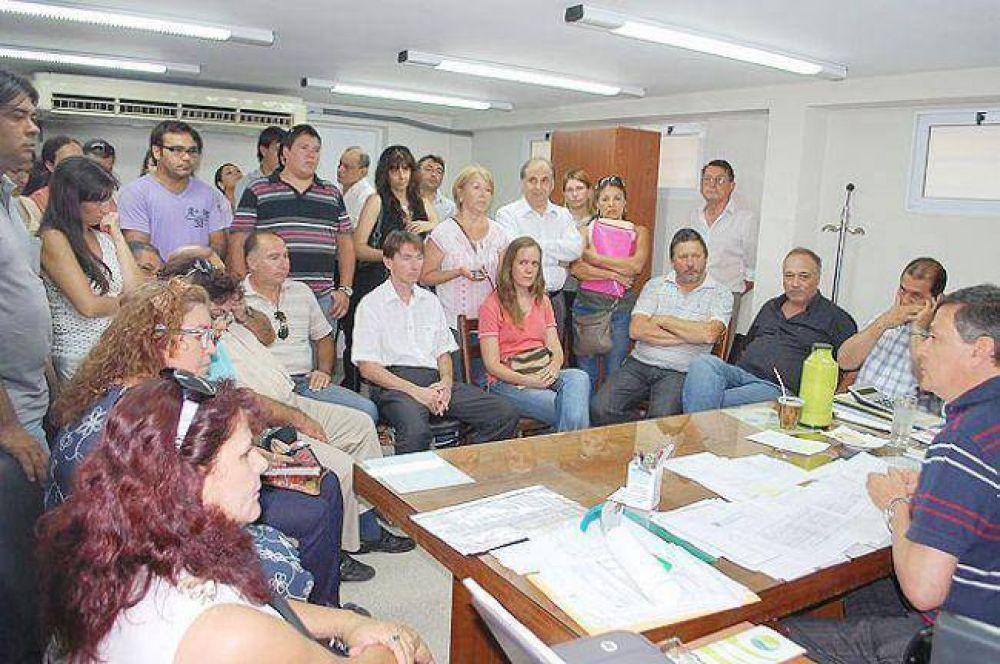 Barrio 162 viviendas CGT: acuerdan finalización y entrega de obras