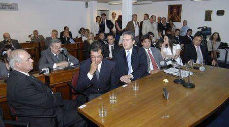 Breitenstein agradeci� el apoyo de los vecinos en la apertura de las sesiones ordinarias del Concejo