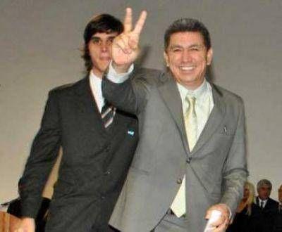 Ni Brignole cree en la fatochada de Pomelo Ferreira, pero por las dudas se solidarizó tibiamente con el Gobernador