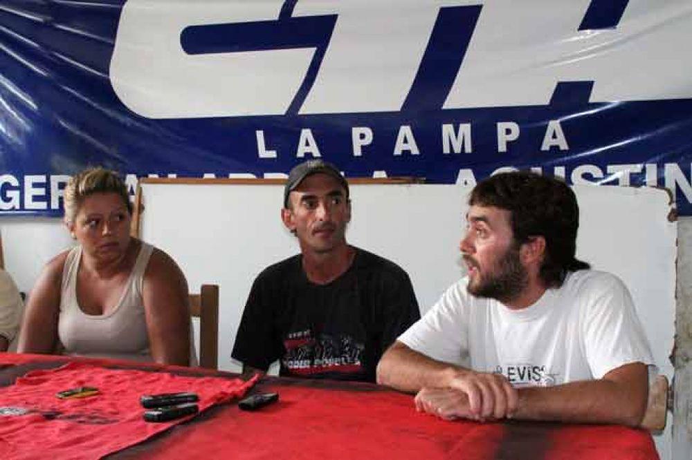 Dirigentes del Movimiento de Trabajadores Desocupados denunciaron persecución policial