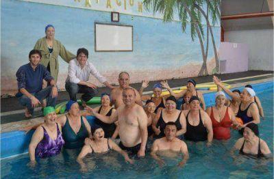 70 afiliados del PAMI disfrutan de las colonias de verano