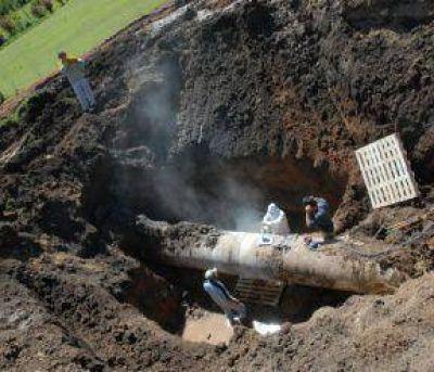 Se realizarán obras complementarias para solucionar la provisión de agua en Paraná