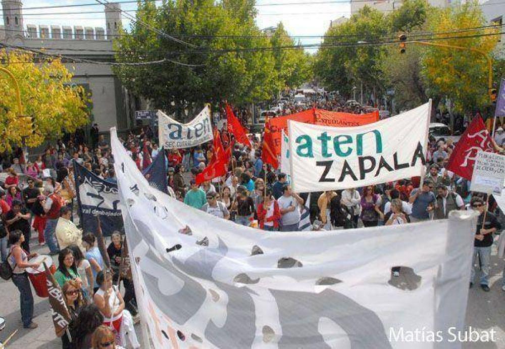 La CGT precupada por la disputa gobierno y ATEN en Neuquén