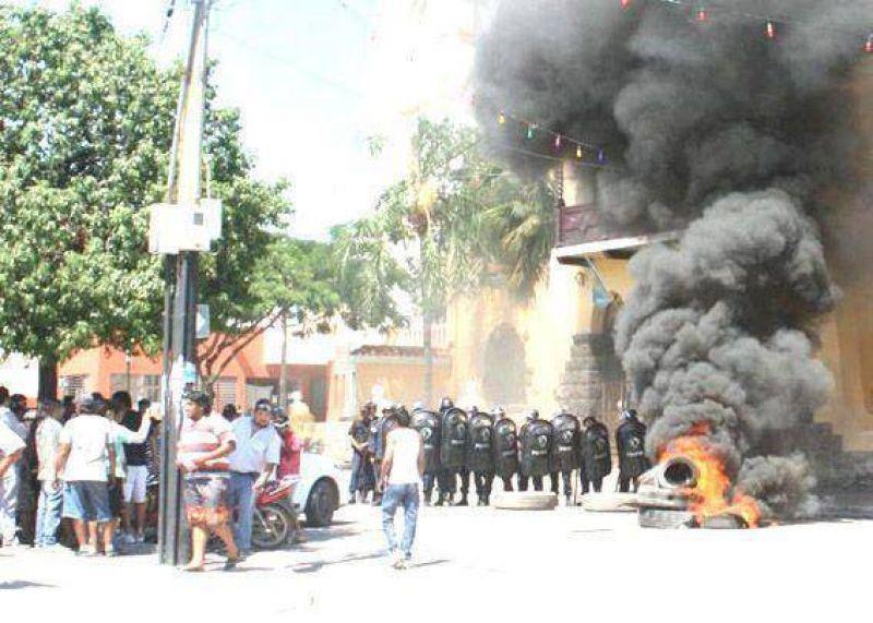 Remiseros endurecieron posiciones en San Pedro