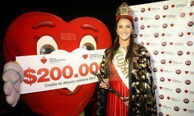 Lucía González Casale, de Las Compuertas, es la flamante soberana de Luján 2013