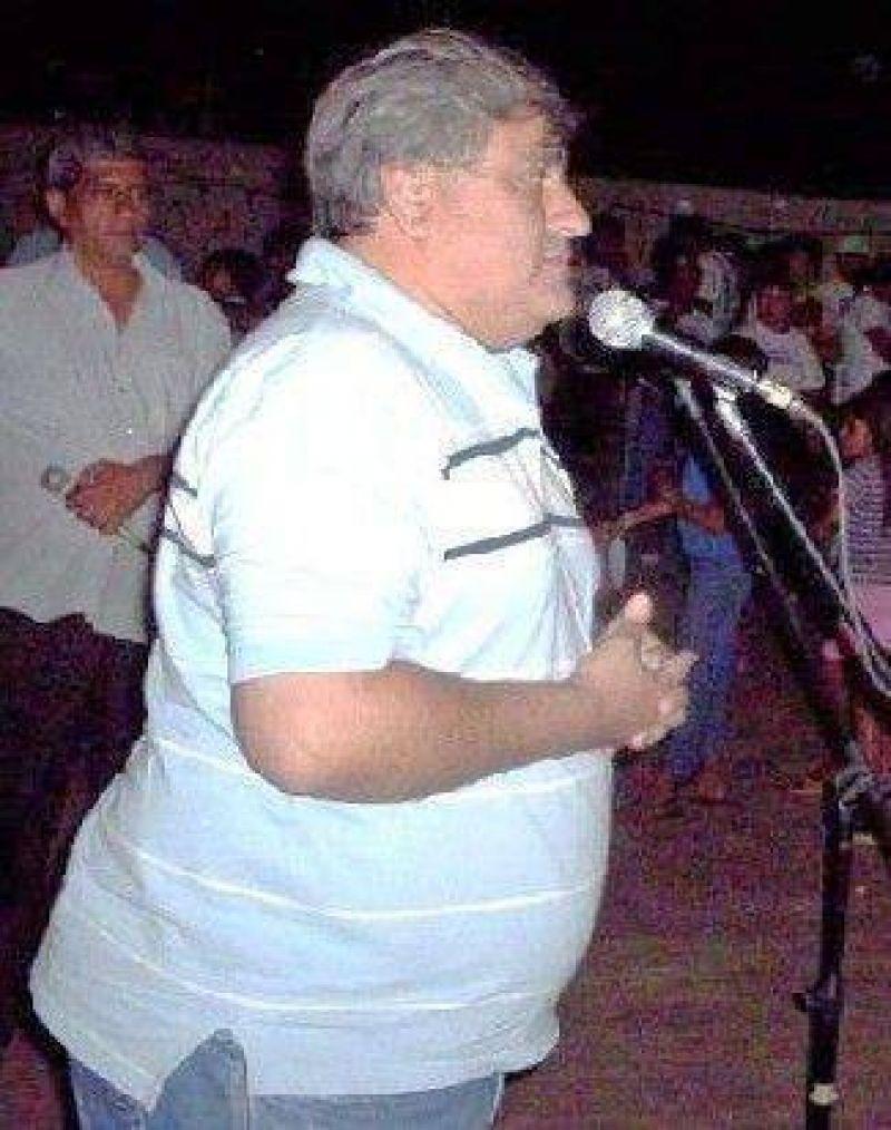 Renunció el Jefe de Gabinete de la Municipalidad de Recreo.