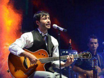 Luciano Pereyra actuará el lunes en Paraná con entrada libre y gratuita